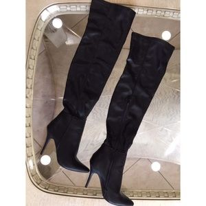 Chinese Laundry Thigh High Boots